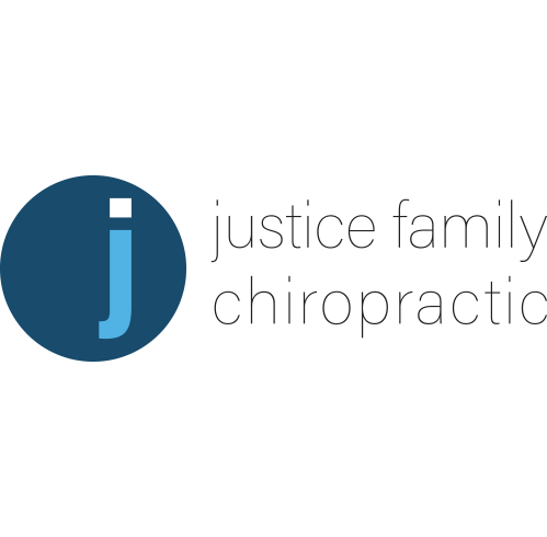 Justice Family Chiropractor Logo