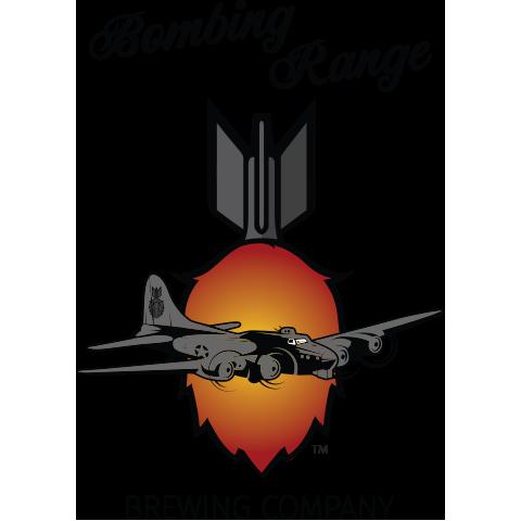 Bombing Range Brewing Company Logo