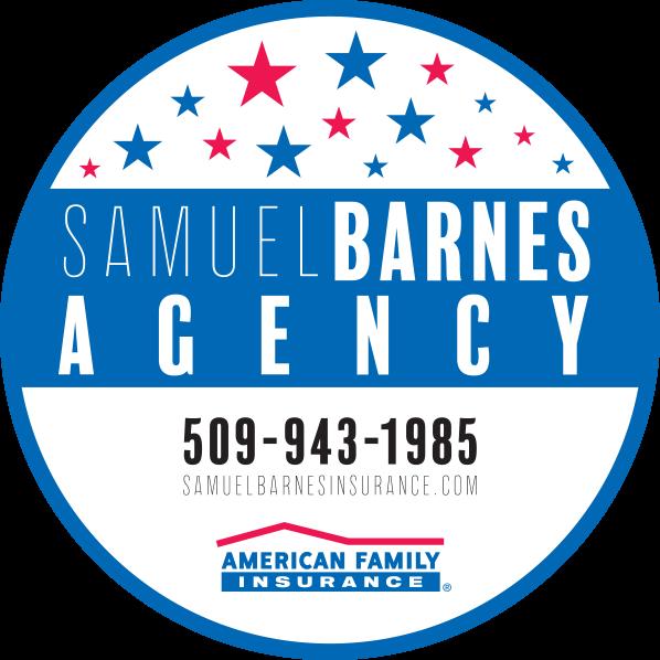 Samuel Barnes Agency Stickers