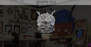 Thunderhand Tattoo's website