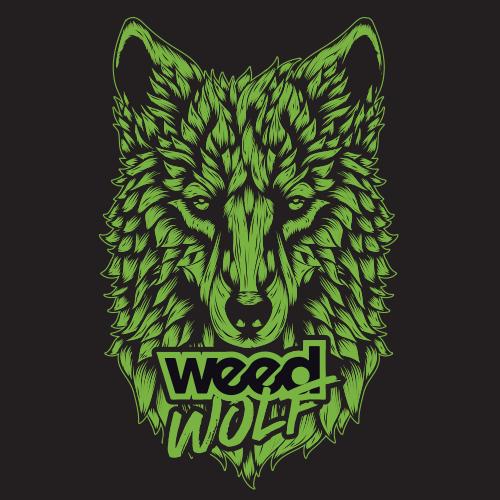Varietal Beer Co. Weed Wolf Shirt
